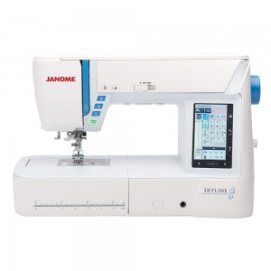 Janome S7 Sewing Machine Sues Sewing World